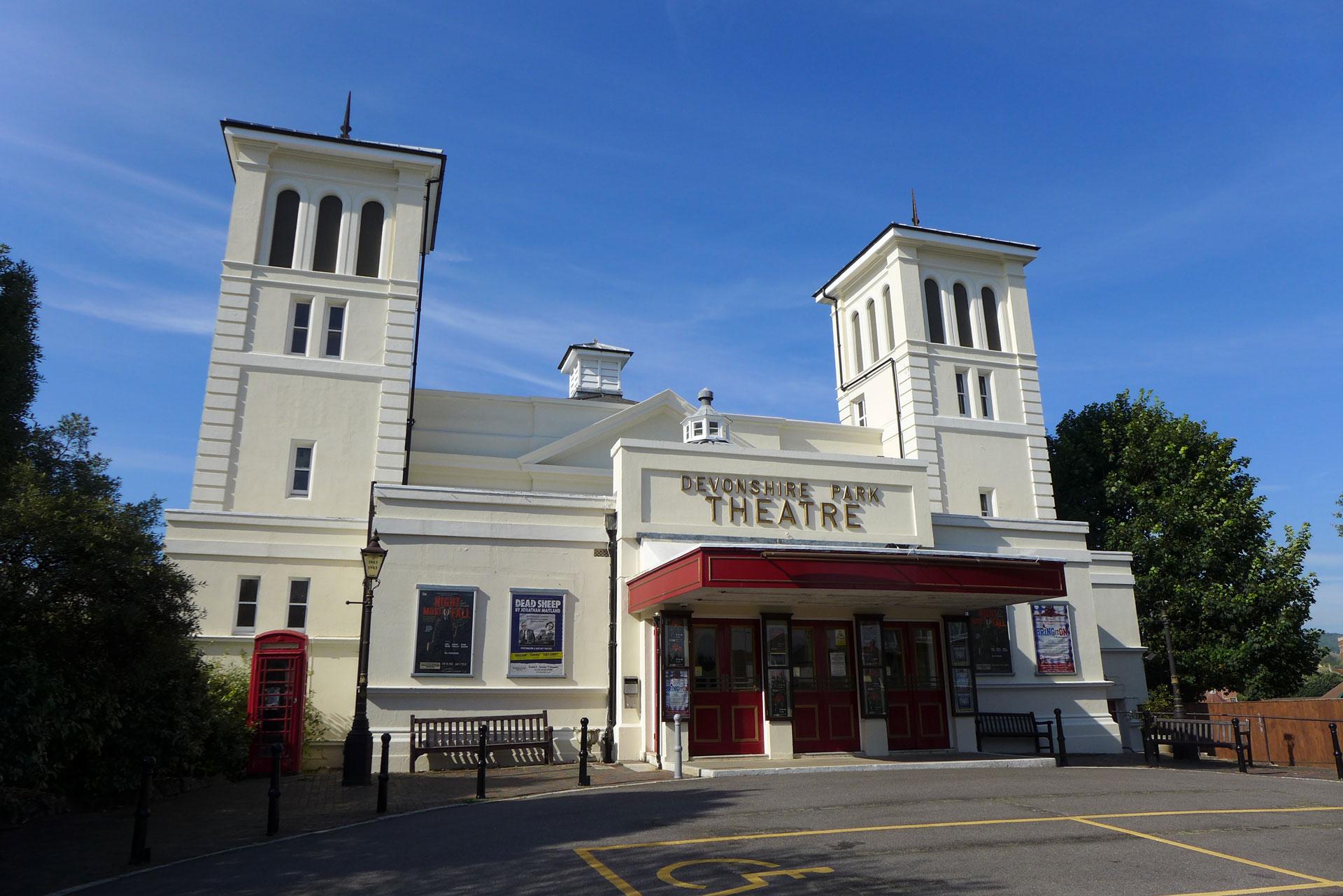 Gallery frank matcham society for The devonshire